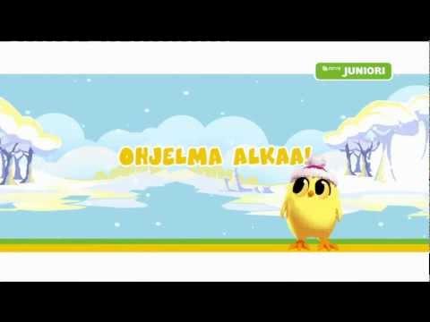 MTV3 Juniori - Christmas Continuity 2011