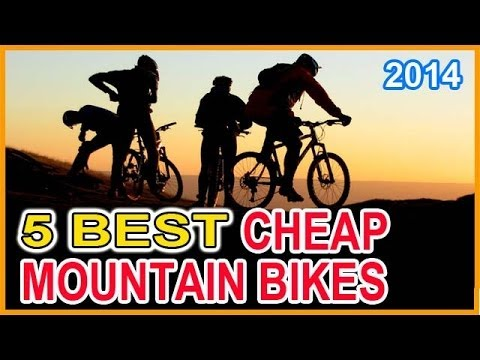 New 5 Best Cheap Mountain Bikes For Sale Youtube