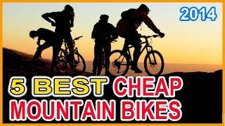 [NEW] 5 Best Cheap Mountain Bikes for Sale