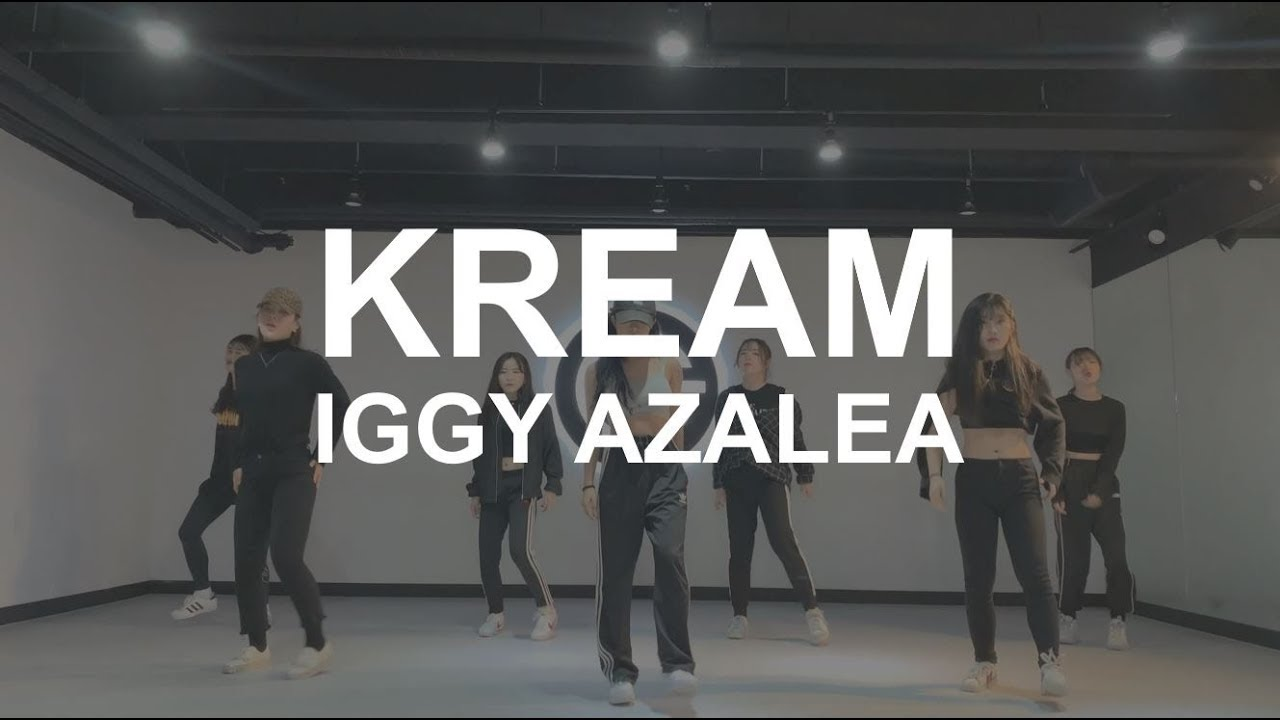 Download Kream - Iggy Azalea | BAEK SO Choreography | THE CODE DANCE STUDIO |