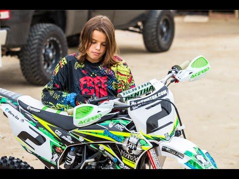 Motocross Kids Rippin On Dirt Bikes Free Ride Edition