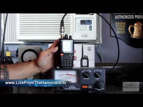 Ham Radio 2.0: Episode 41 - Unboxing the Wouxun KG-UV8E Triband HT