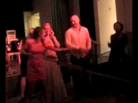 Limbo dance fail