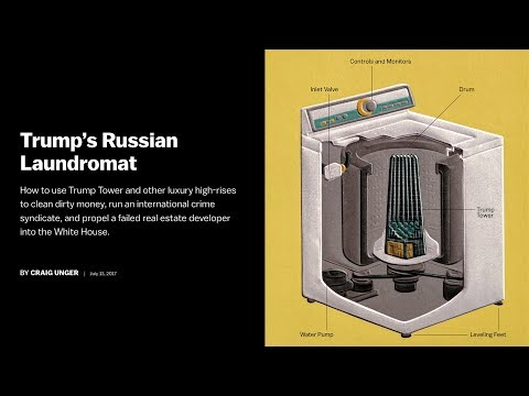Married to the Mob: Investigative Journalist Craig Unger on What Trump Owes the Russian Mafia