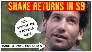 SHANE RETURNING OR NOT? CONFIRMED FOR REAL? - The Walking Dead