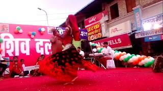 Udaipur 23 August 2019 Krishna janam Ashtami  Festivals at Shiv Dal mewar in Udaipur,Rajasthan 2019