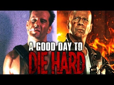 A Good Day to Die Hard (Die Hard 5) movie review