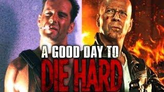 A Good Day to Die Hard (Die Hard 5) movie review