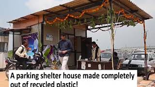 Recycled Plastic House - Telangana Today