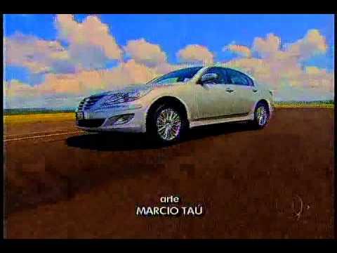 Programa Auto Esporte Hyundai Genesis 2012