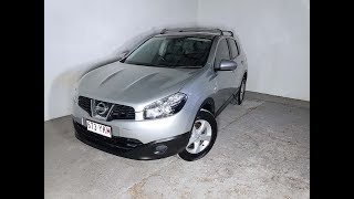 (SOLD) SUV 4cyl Nissan Dualis 6 Speed Manual 2010 Review