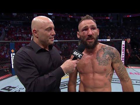 UFC 262: Lando Vannata Octagon Interview