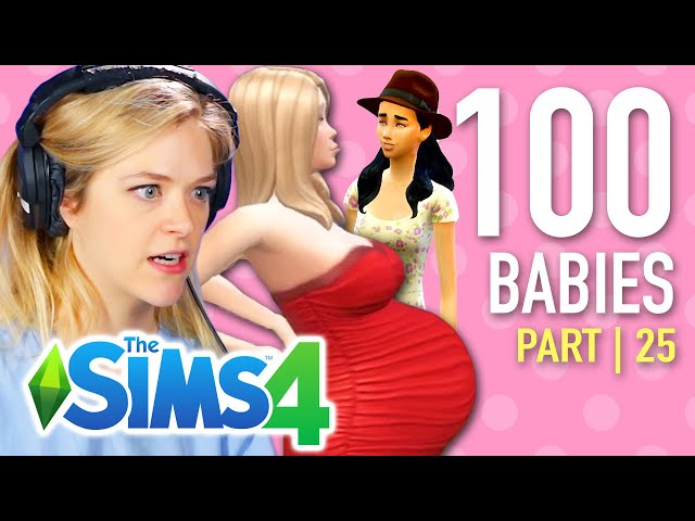 Single Girl Fears The End In The Sims 4