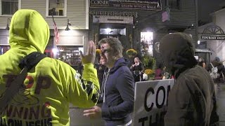 salem ma street preaching around hallow 2 years ago by kerrigan skelly 2 years ago halloween pub crawl