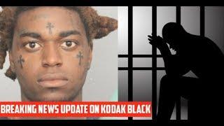 BREAKING NEWS UPDATE Kodak Black Arrested in RAID and