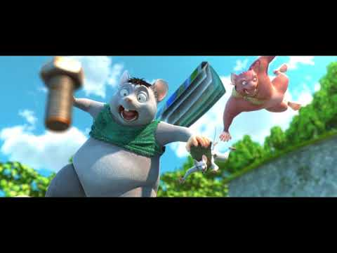 La Gran Aventura de Gamba - Trailer