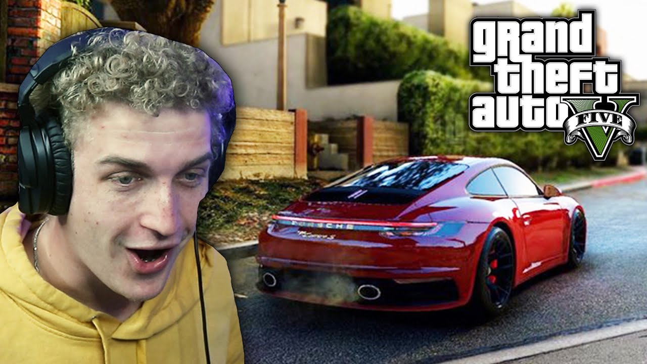I Downloaded the MOST REALISTIC SHADERS for GTA 5! (it looks INSANE)   GTA 5