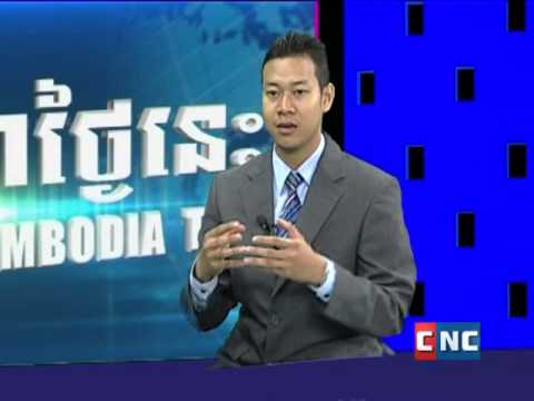 The Interview of Codingate's CEO at Cambodia News Channel (CNC) TV