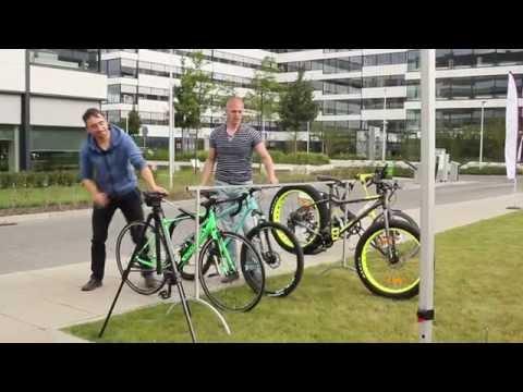 Business Garden Poznań | BikeDAY | Sierpień 2016