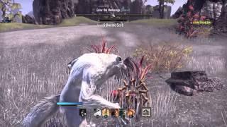 Elder Scrolls Online PS4 Werewolf Forms