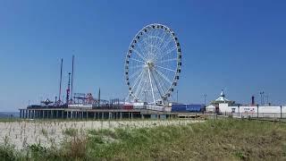 3 Stooges Filming Location Steel Pier Atlantic City NJ