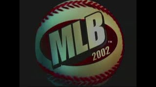 MLB 2002 (PS1) | San Francisco Giants VS. Oakland Athletics