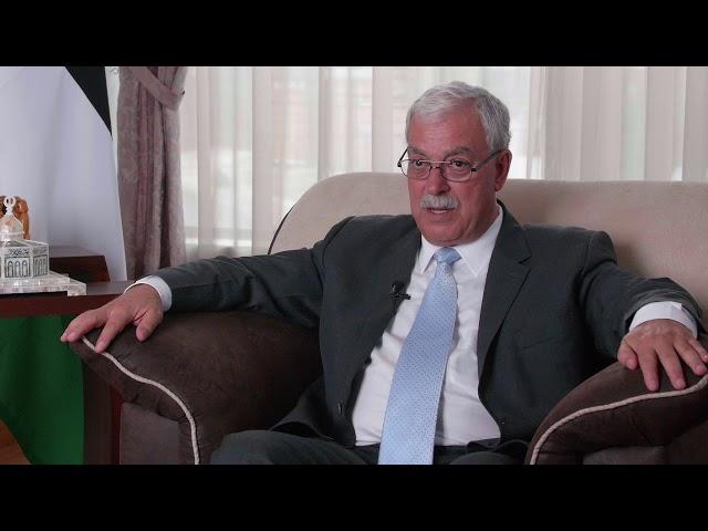 Embajador Palestina