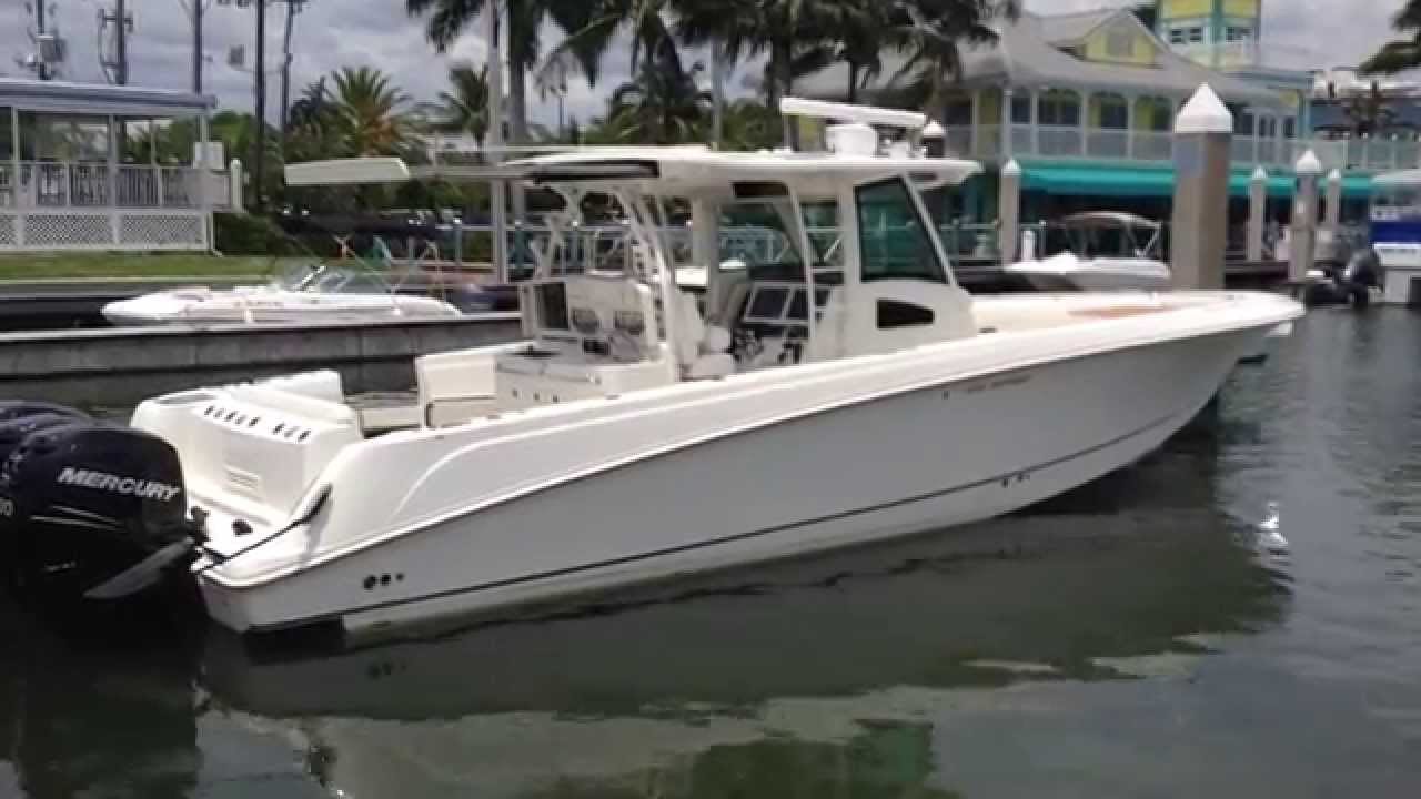 2011 Boston Whaler 370 Outrage For Sale at MarineMax Fort ...