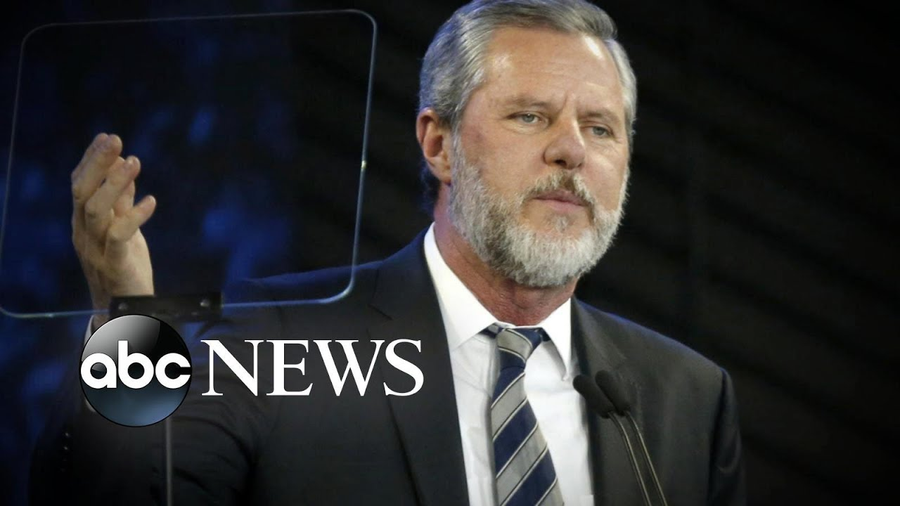 Download Jerry Falwell Jr. resigns from Liberty University after alleged sex scandal l GMA