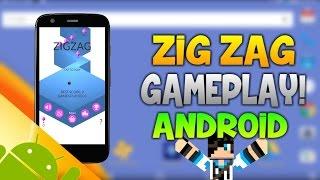 Zig Zag Gameplay   Android