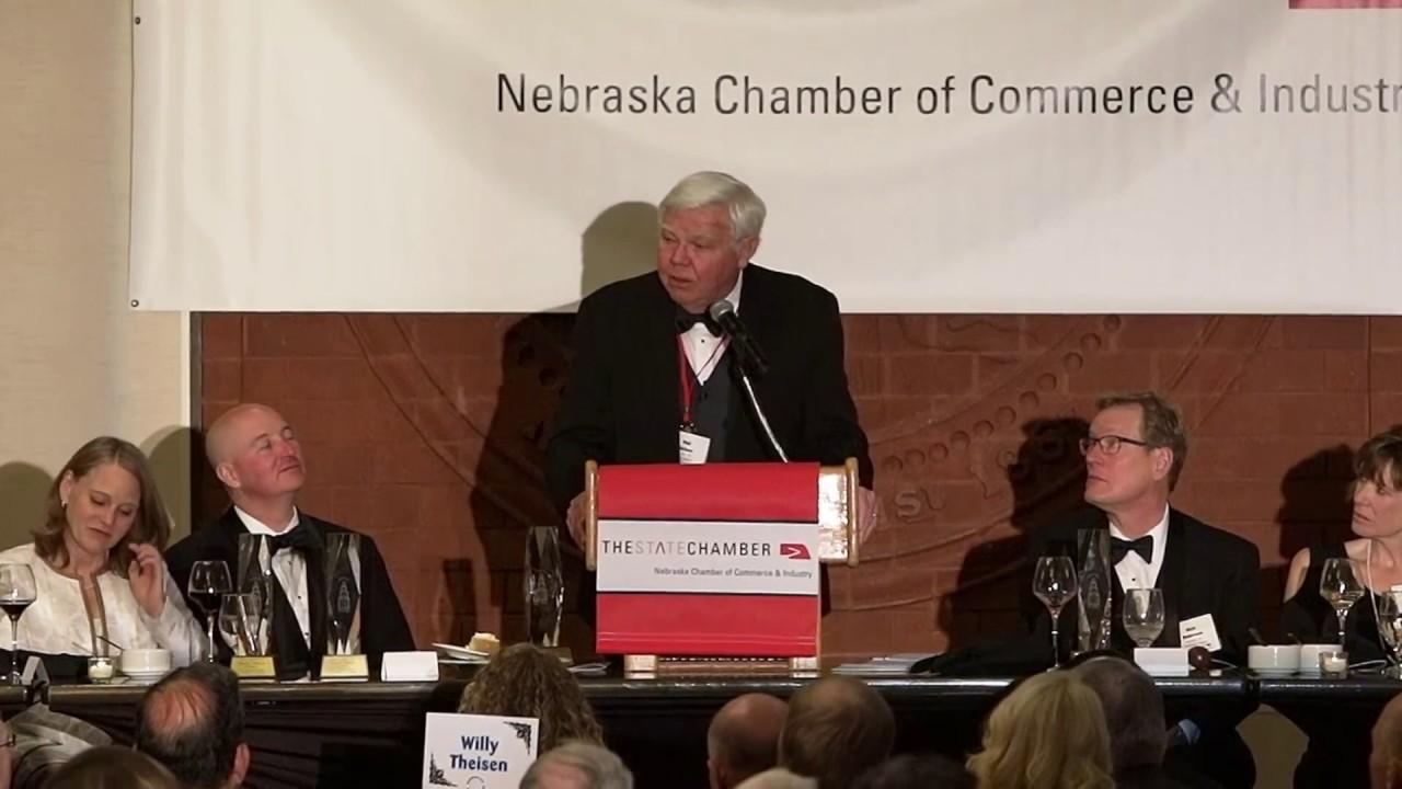 Nebraska Business Hall of Fame   Awards   Outreach & Impact