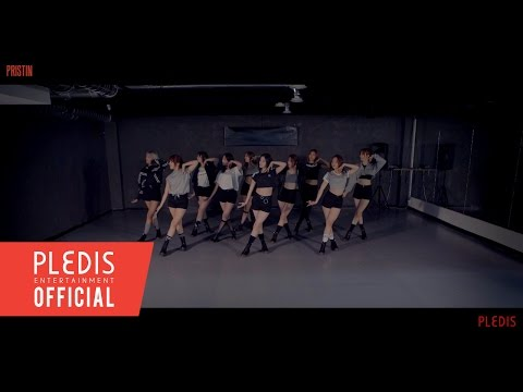 [SPECIAL VIDEO] PRISTIN(프리스틴) - 'Black Widow' Dance Practice