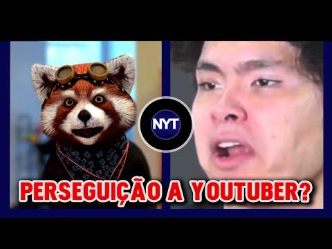 Youtuber critica e