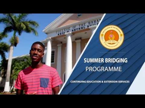 The College of The Bahamas' Summer Bridging Programme