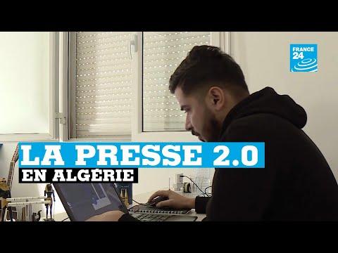 En Algérie, la presse en ligne pourrait changer de statut