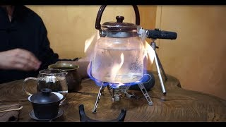 Варка чая по методу Лу Юя