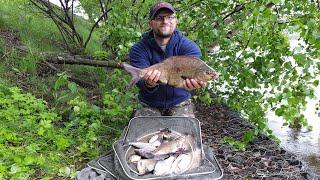 Рыбалка 2020 Ловля леща на реке Такого клева я давно не видел