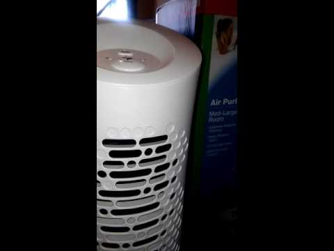 HoneyWell Air Purifier review
