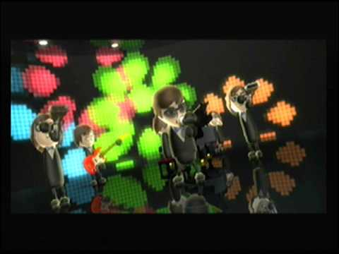 Wii music material girl house version recorded youtube for House music girls