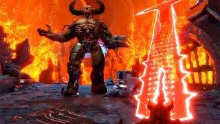 Doom: Eternal — Русский трейлер игры (2019)