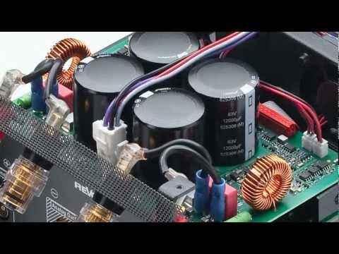 Technik des Revox Re system M100