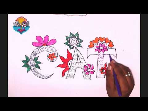 how-to-draw-baby-cat-&-coloring-pages-for-kids-  -learning-videos-for-children.
