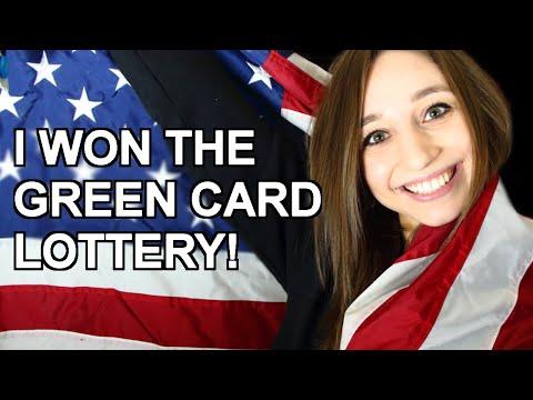 I WON THE GREEN CARD LOTTERY! | German Girl in America