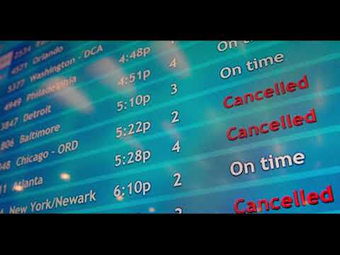 US Airlines Refusing To Give Customers Refunds For Canceled Flights