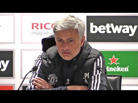 West Ham 0-0 Manchester United - Jose Mourinho Full Post Match Press Conference - Premier League