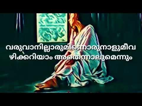 Palavattam pookalam | whatsapp status | manichithrathazhu-varuvanillaarumee evergreen song