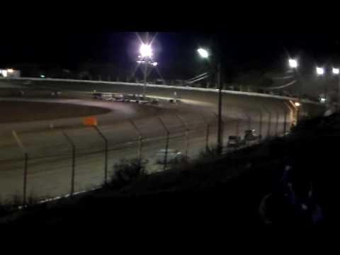 CDCRA Dwarf Car Main Event - Barona Speedway 6.3.17