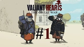 [CZ] Valiant Hearts: The Great War [Xbox One] #1 - Emile