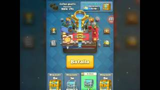 Clash Royale #13 - ¡A LOS 4000 TROFEOS CON LA PRIMERA LIGA!