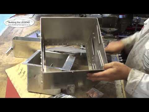 Dry Sump Tank Fabrication